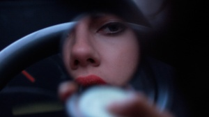 Scarlett Johansson in a still from Jonathan Glazer's Under the Skin