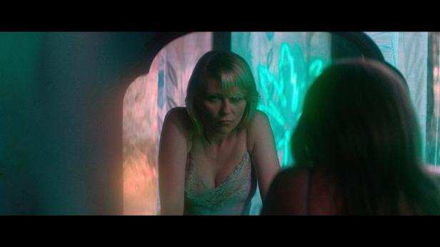 "(082817) Kirsten Dunst. ""Woodshock"" from Venice Film fest site"