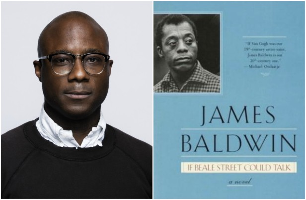 Barry Jenkins James Baldwin